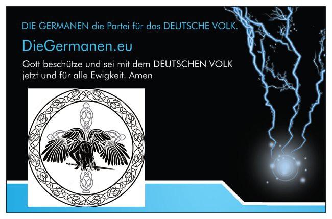 liste aller deutschen parteien